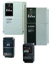 Hitachi inverters