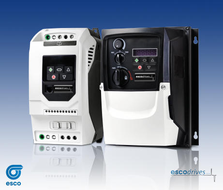 Esco Drives Inverter S3 IP 20 /66