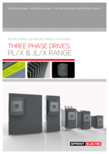 Product brochure 3 phase