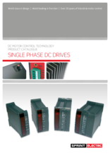 Product brochure 1 phase