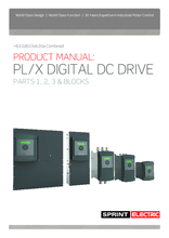Instruction manual PL/PLX