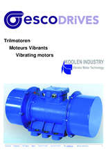 Brochure vibrating motors general