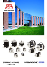 RTA Stepping Motors Standard And With Encoder