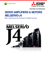 Servo Drives MR-J4