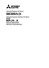 Instruction Manual MR-J4